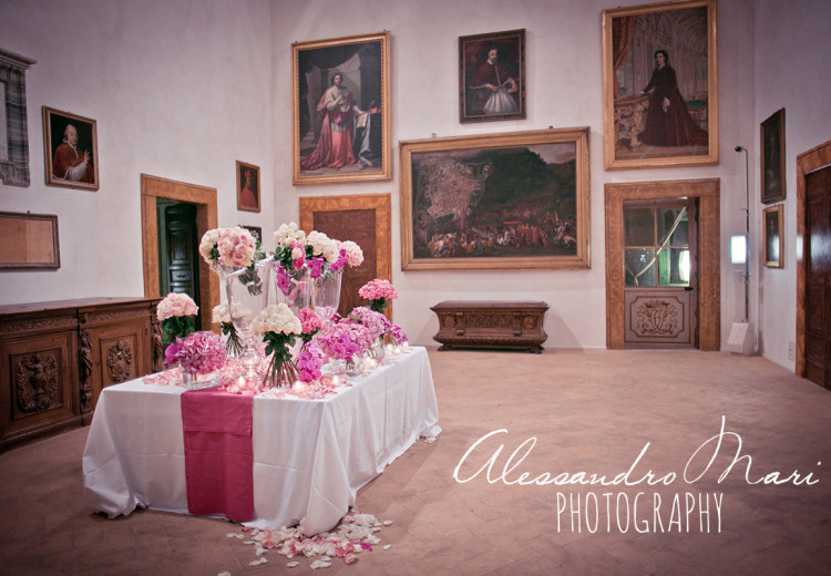 Apollinare Catering - Matrimoni in location d'epoca
