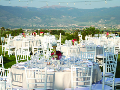 Apollinare Catering - location - natura