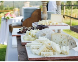 Apollinare Catering - Matrimonio green