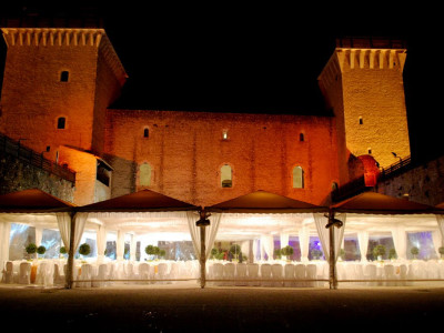 Apollinare Catering - location- castelli