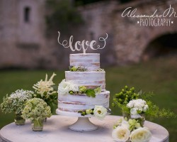 Apollinare Catering - Wedding Cake