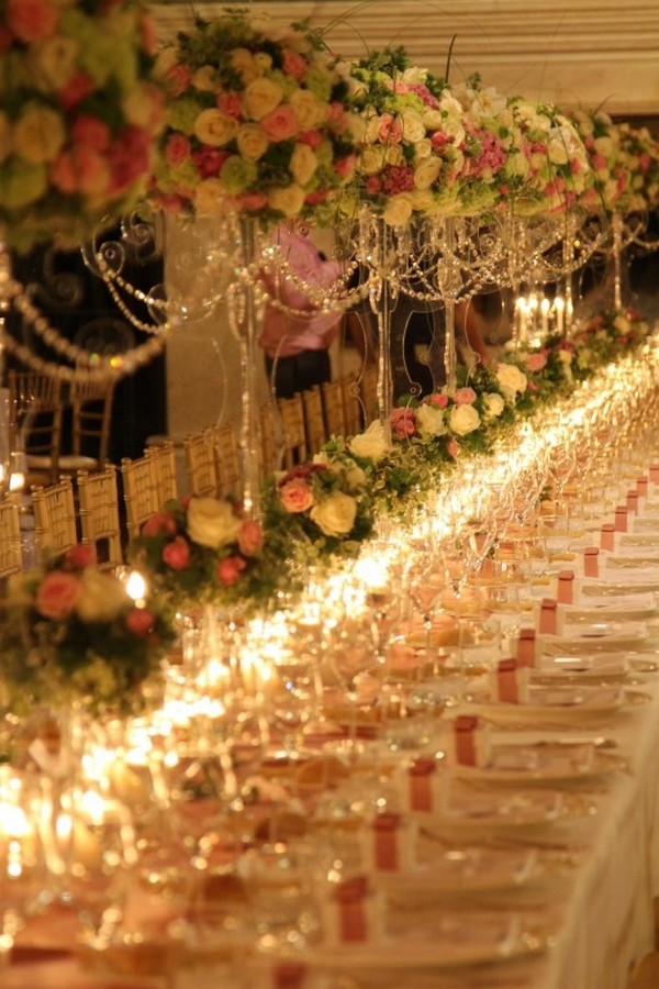 Luxury Wedding by Apollinare Catering