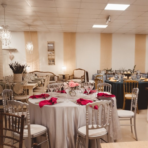 Showroom Spoleto Apollinare Catering