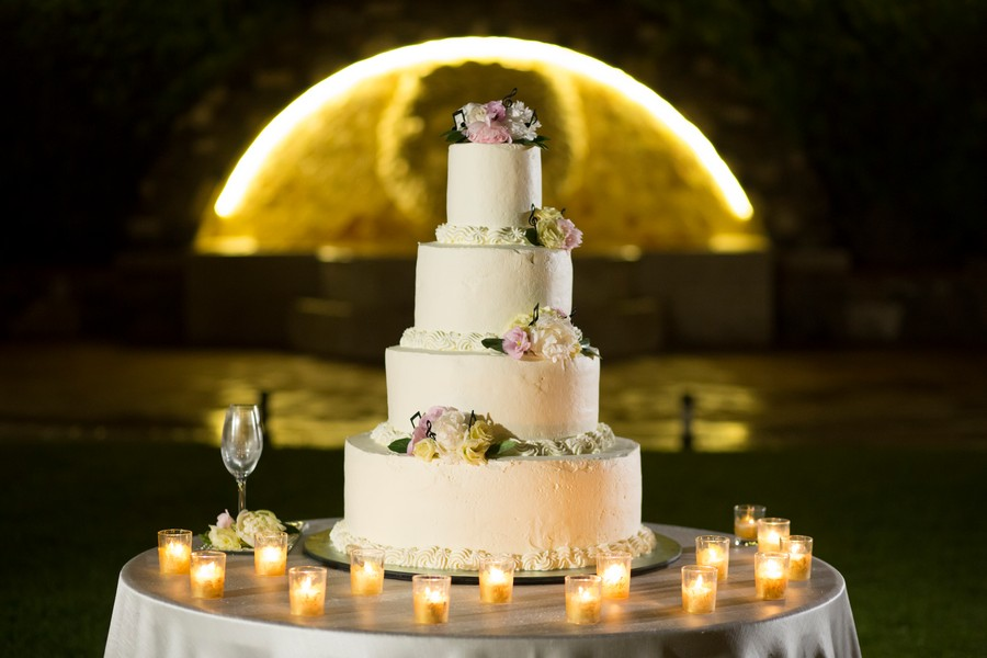 Wedding Luxury Wedding Cake presso Tenuta Ripolo